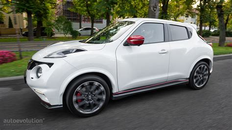 juke nissan 2016 nissan juke nismo rs review autoevolution