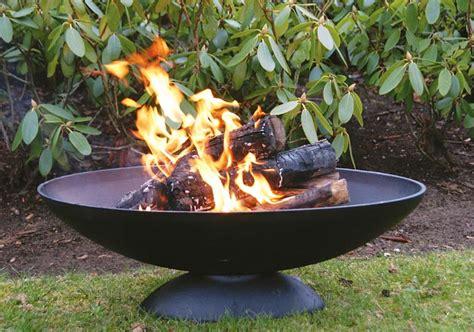 Feuerschale Und Feuerkorb Im Garten  Gartentotal Shop