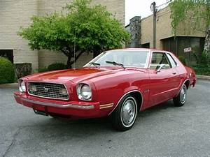 Just A Car Geek: 1974 Ford Mustang II - I Understand Them Now