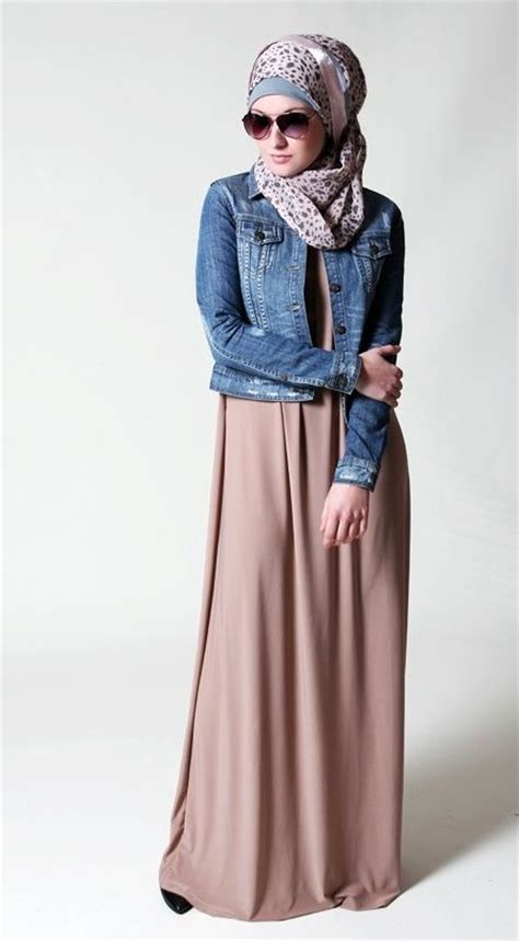 outfittrends hijab maxi style  cute ways  wear hijab