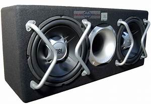 """JBL GT5-2402BR - Dual 12"""" Subwoofers Pre-Loaded at 2-Ohms ..."""