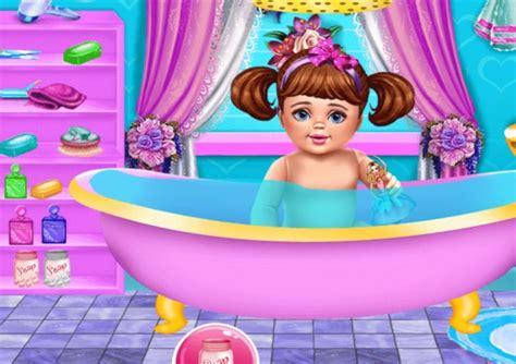 Prendre Soin D'une Petite Fille Sur Jeux Fille Gratuit