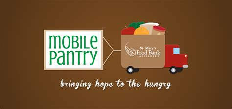 mobile food pantry coalition looking for sponsors for mobile food