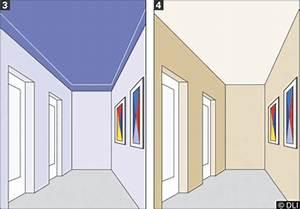 Zwei Wände Farbig Streichen : flur farbig streichen ~ Markanthonyermac.com Haus und Dekorationen