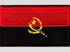 Angola Flag Pictures