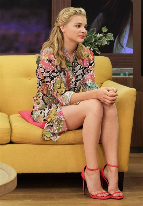The Sexy And Beautiful Pîctures Of Chloë Grace Moretz