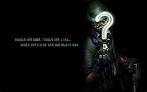Batman Riddler Quotes. QuotesGram