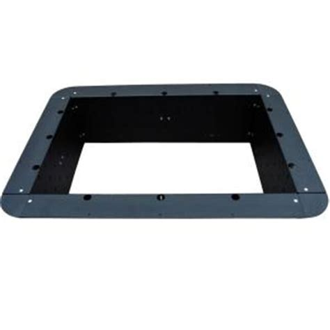 home depot pit insert firebuggz 24 in square pit insert fb01 0004 the