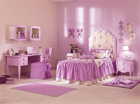 chambre danseuse lit 1 personne avec motif danseuse couleur lila