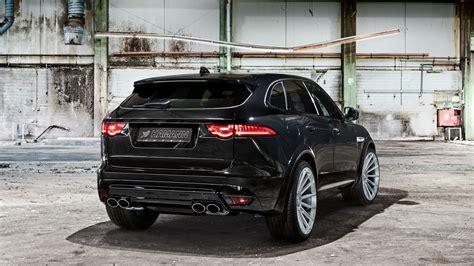 Jaguar F Pace Modification by 2017 Hamann Jaguar F Pace Wallpaper Hd Car Wallpapers