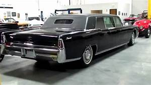 1965 Lincoln Continental Executive Limousine By Lehmann-peterson