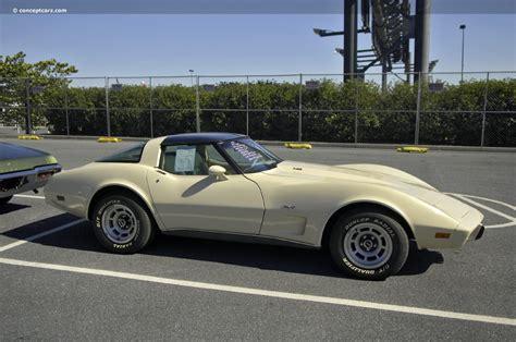 1979 Chevrolet Corvette C3 Image. Chassis number 1Z8749S431991