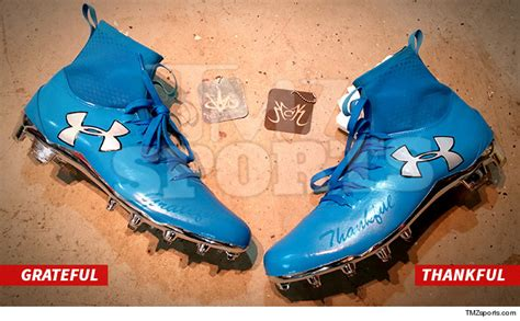 cam newton wore custom dab cleats  thanksgiving day
