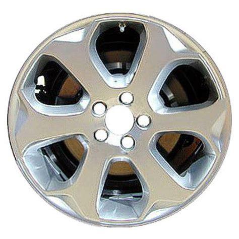 volvo xc xc hyper silver alloy wheel