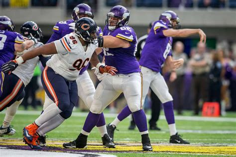nfl schedule vikings  bears flexed  sunday night football