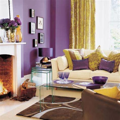 Für Die Wand by 40 Herrliche Zimmerdesigns In Orchidee Farbe Archzine Net