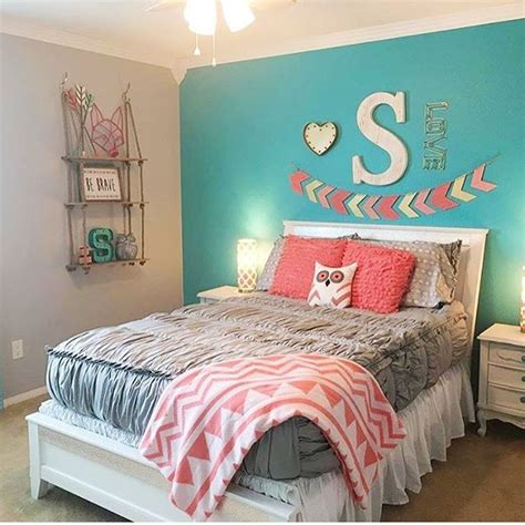 Decorating Ideas For Teal Bedroom by Room Decor And Design Ideas 27 Colorfull Picture