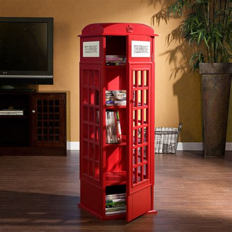 funky home decor phone booth storage cabinet funky home decor