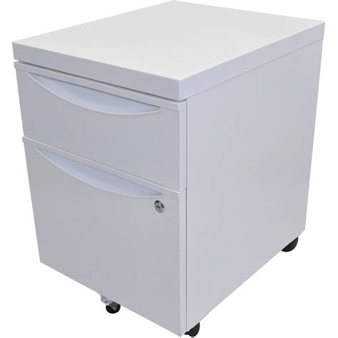 Lockable Pedestal Cabinets by Luxor Mobile Pedestal File Cabinet With Locking Kdpedestal Wh
