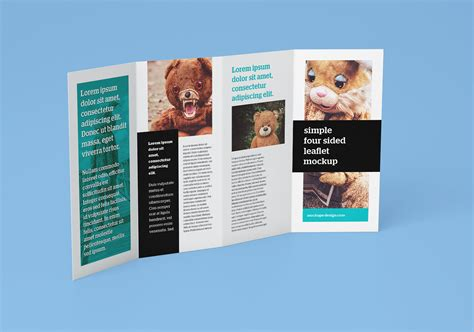 Accordion Fold Brochure Template by Accordion Fold Brochure Templates Gecce Tackletarts Co