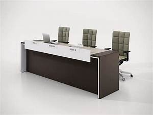 Modern interior office desk design for Office tables design