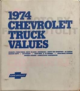 1974 Chevrolet  U00bd
