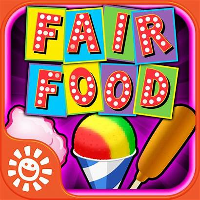 Fair Carnival Maker Clipart Games County Foods