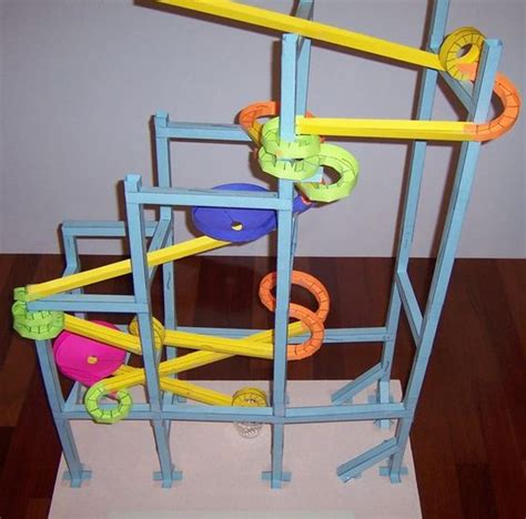 Paper Roller Coaster Templates by The World S Catalog Of Ideas