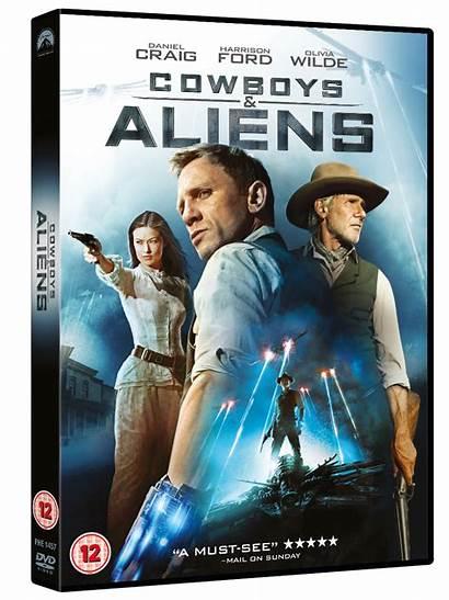 Dvd Aliens Cowboys Packshot Transparent Pluspng