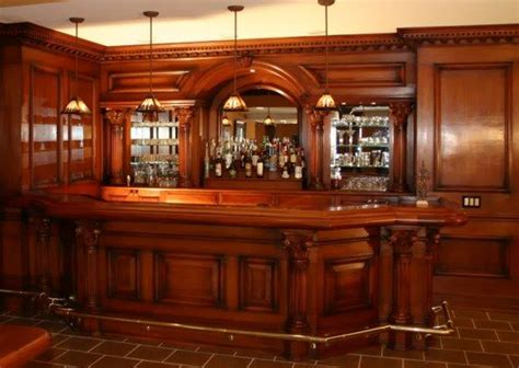 Residential Bars by Residential Bars And Interior Woodwork By Wood Laminates