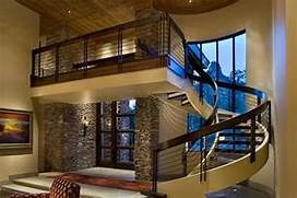Beautiful Staircase Interior Modern Stairs Railings Choosing The Perfect Stair Railing Design Style