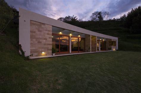 house built   hill