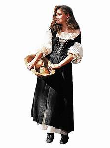 Peasant Woman's Dress - maskworld com