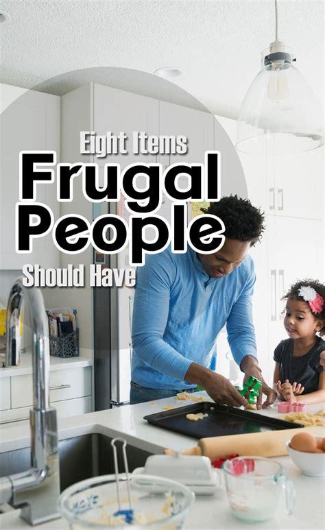 items frugal people    budget diet