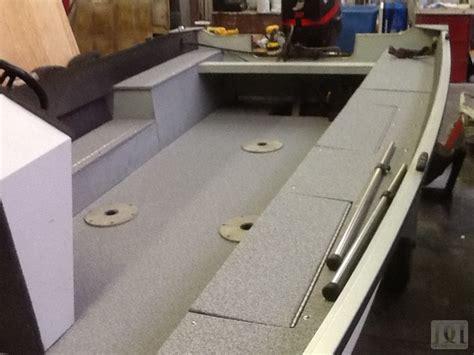 Bass Boat Floor Repair by Bass Boat Floor Repair Marine