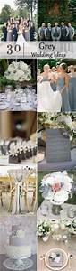 Kränzen Hochzeit Ideen : 30 timeless grey and white fall wedding ideas wedding ideas pinterest hochzeiten ~ Markanthonyermac.com Haus und Dekorationen