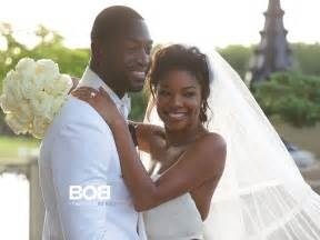 wedding band malaysia is in the air gabrielle union and dwyane wade are