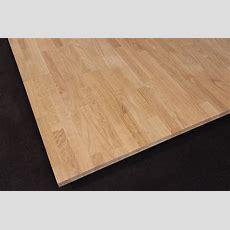 Arbeitsplatte  Küchenarbeitsplatte Massivholz Eiche Kgz