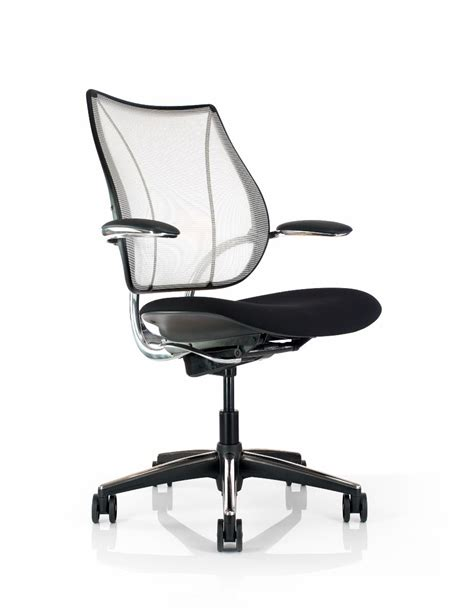 Humanscale Liberty Chair Used by Liberty Task Chair Ergonomic Seating From Humanscale