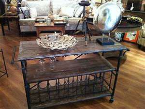 Kitchen Dining Wine Bar Cart Get Party Rolling From