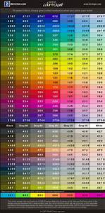 Number Color Codes Gallery