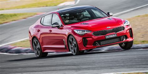 2018 Kia Stinger Pricing And Specs