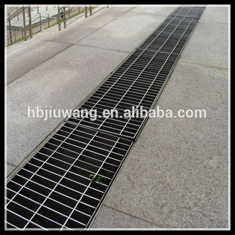 channel steel grill coverfloor gratingwalkway grating