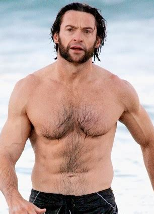 Haired Actors by What S More Attractive Chests Or Polished Pecs