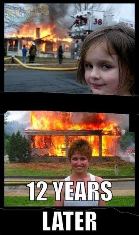 Girl House Fire Meme - girl burning house meme memes