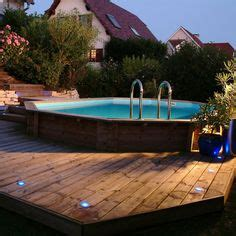 1000 ideas about piscine hors sol on piscine above ground pool and ground pools