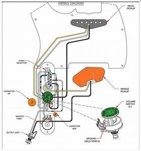 920d Baja Loaded Pickguard Wiring Troubles