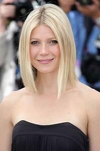 Coiffure Blonde Mi Long : coiffure cheveux mi long lisse ~ Melissatoandfro.com Idées de Décoration