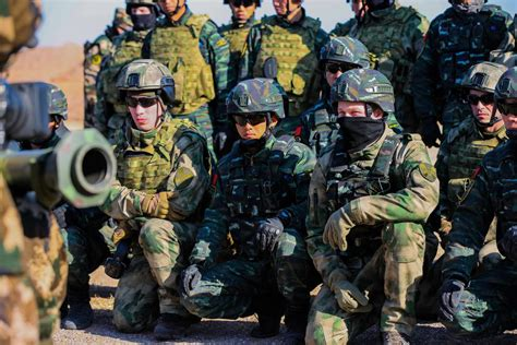 china military tells russia weve   support