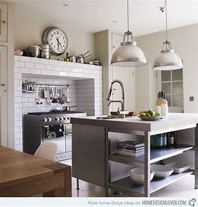 Kitchen island pendant lighting design : Distinct kitchen island lighting ideas home design lover